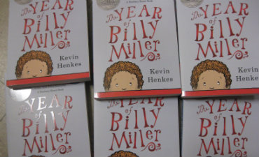 One School, One Book - The Year of Billy Miller